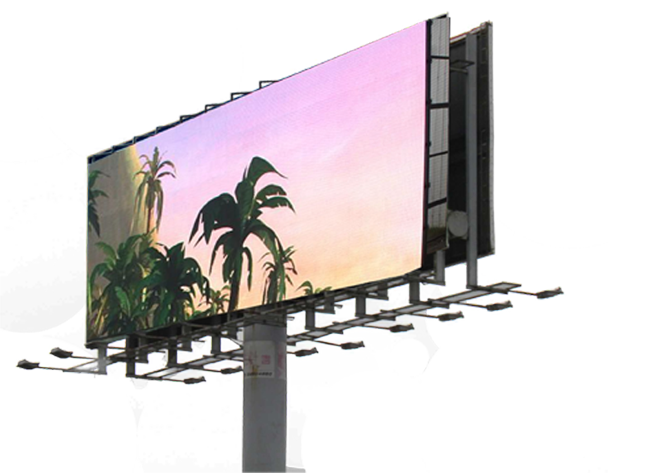 Difference between indoor and outdoor led displays adgen for Exterior led screen
